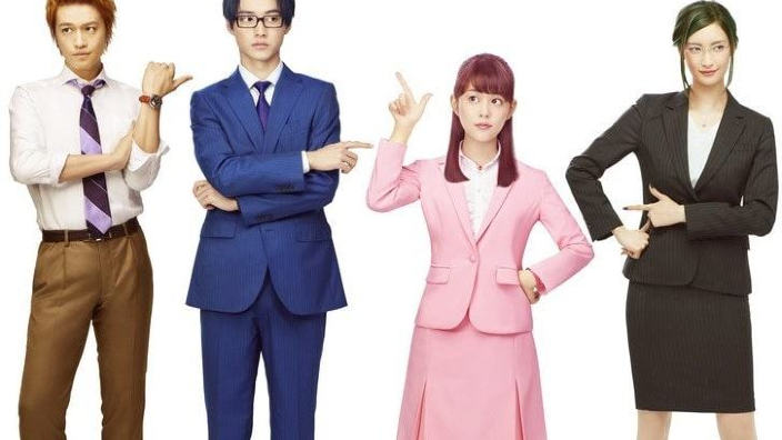 Wotakoi - Love is Hard for an Otaku: il live-action primo al box office