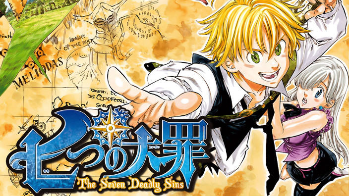 The Seven Deadly Sins: a un solo volume dalla conclusione