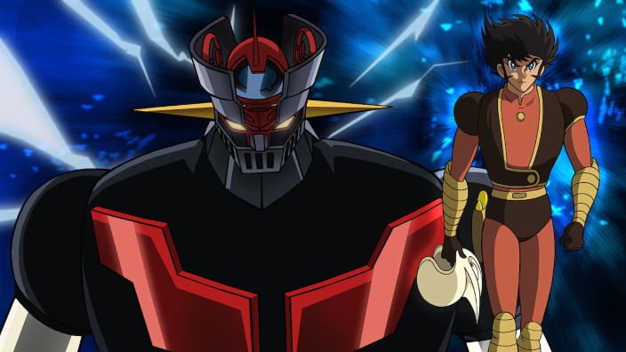 Mazinger Edition Z The Impact: unboxing del nuovo cofanetto Blu Ray