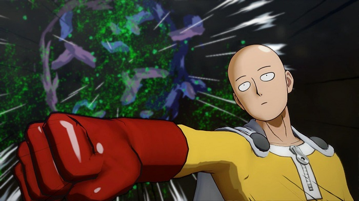 One Punch Man A Hero Nobody Knows e l'accessibilità dei picchiaduro
