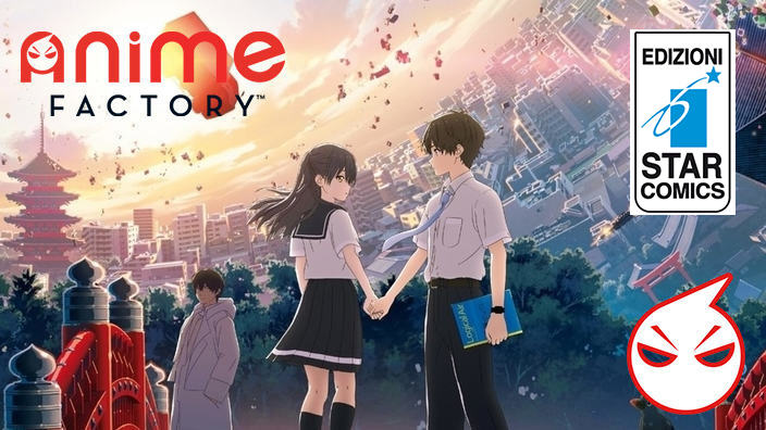 Hello World: in arrivo in home video per Anime Factory e in manga per Star Comics