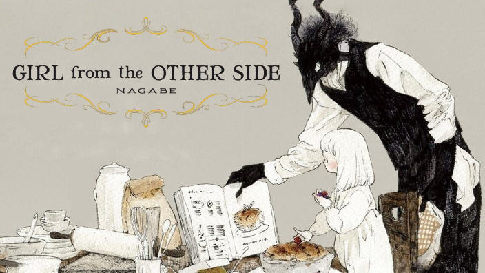 <b>Girl from the other side</b> di Nagabe: Recensione manga