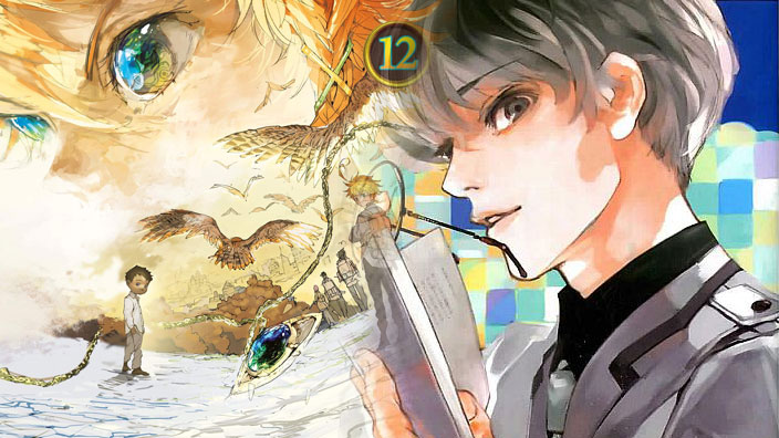 NekoAwards Manga: vincono Tokyo Ghoul:re e The Promised Neverland 12