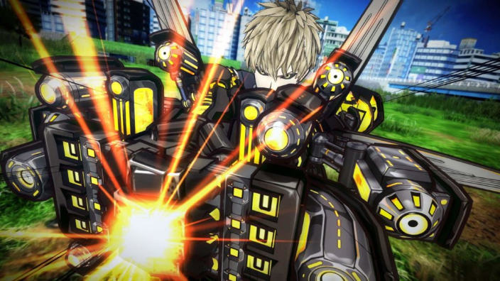 Trailer di lancio per One Punch Man: A Hero Nobody Knows