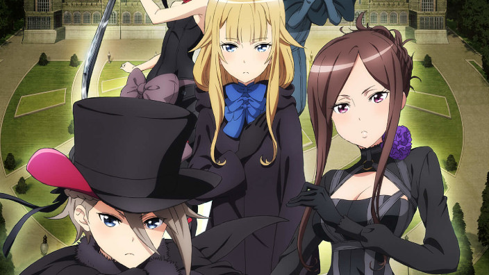 Princess Principal: Crown Handle, trailer per il primo film sequel in arrivo ad aprile
