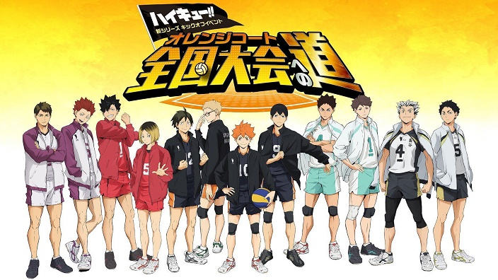 Haikyu: la classifica dei personaggi più amati