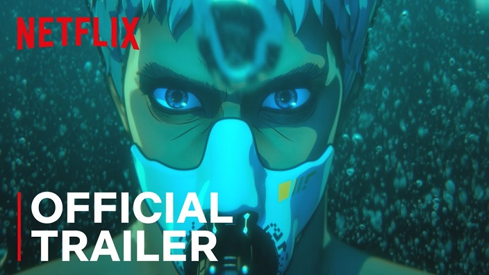 Altered Carbon: trailer per l'anime in arrivo su Netflix