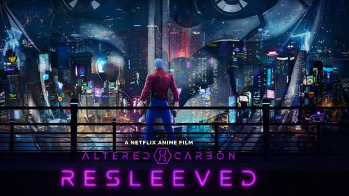 <b>Altered Carbon Resleeved</b>: recensione del film anime Netflix