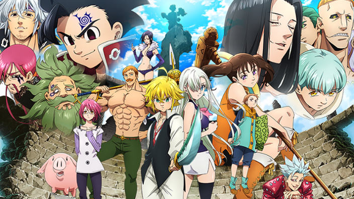 The Seven Deadly Sins, Tower of God e Tamayomi: nuovi trailer