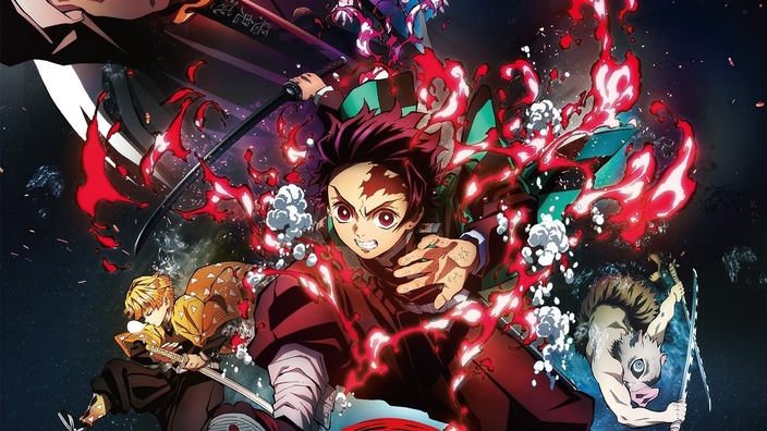 Demon Slayer: nuova visual e trailer per il film sequel
