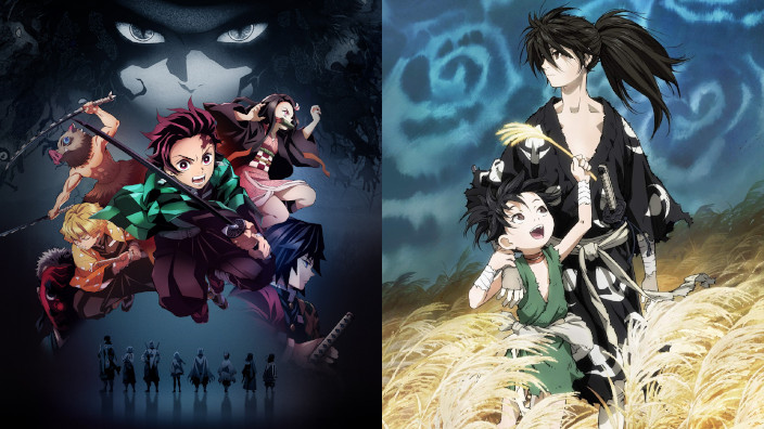 NekoAwards 2020: Vincono Demon Slayer (Miglior Serie TV) e Dororo (Miglior remake)