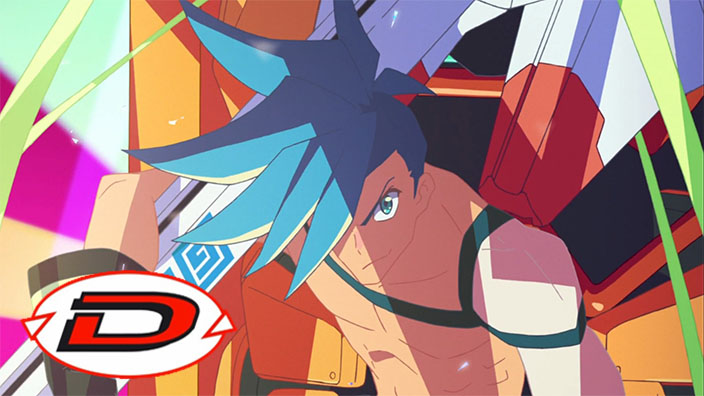 Promare: trailer per la First Press Dynit