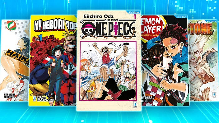 "Star Comics: in arrivo in digitale nuove serie ""top"" del catalogo"