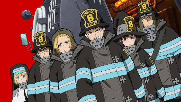 Fire Force 2 annunciato da Yamato Animation