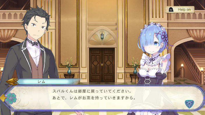 Annunciato Re:Zero - The Prophecy of the Throne