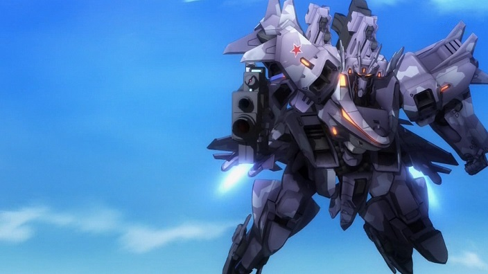 Muv-Luv Alternative: primo trailer per il nuovo progetto animato del franchise