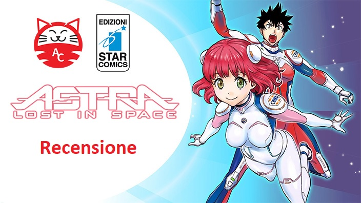 Astra Lost in Space: recensione Manga