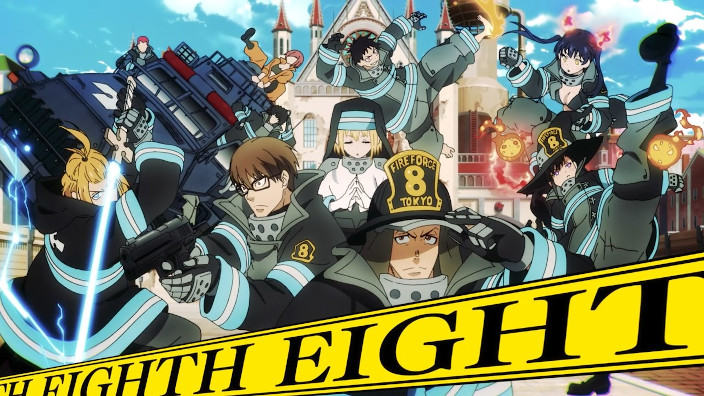 <b>Fire Force 2</b>: Impressioni sui primi episodi
