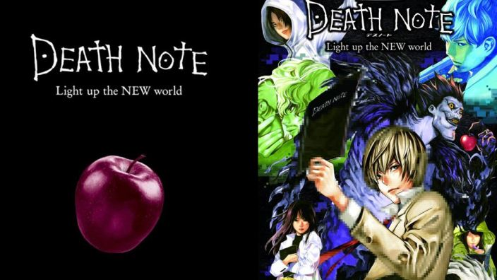 Planet Manga annuncia Death Note Light Up the NEW World