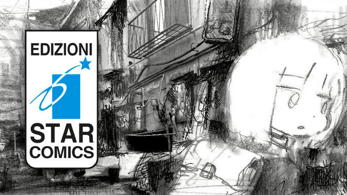 An Invitation from a Crab di panpanya annunciato da Star Comics