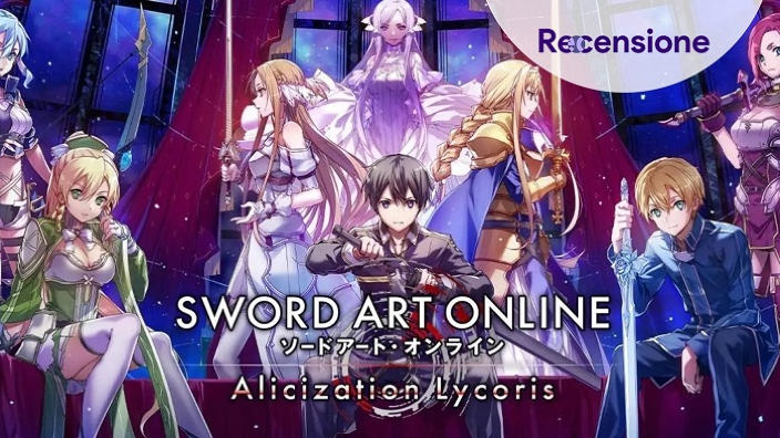 <strong>Sword Art Online Alicization Lycoris</strong> - Recensione