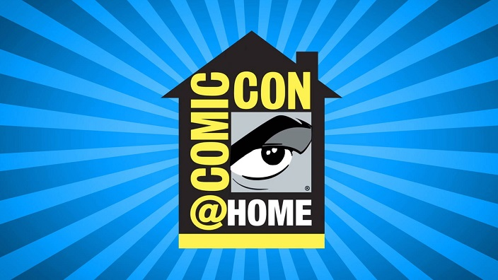 Comic-Con@Home 2020: il programma con panel e ospiti di film e serie tv
