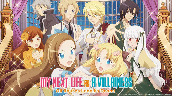 <b>My Next Life as a Villainess</b>: tutte le strade portano alla rovina? Recensione anime