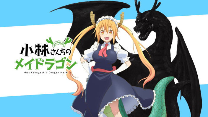 Miss Kobayashi's Dragon Maid: annuncio importante in vista. Ritorna KyoAni?
