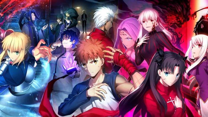 Fate / stay night: Heaven's Feel, l'ultimo capitolo conquista il Box Office giapponese