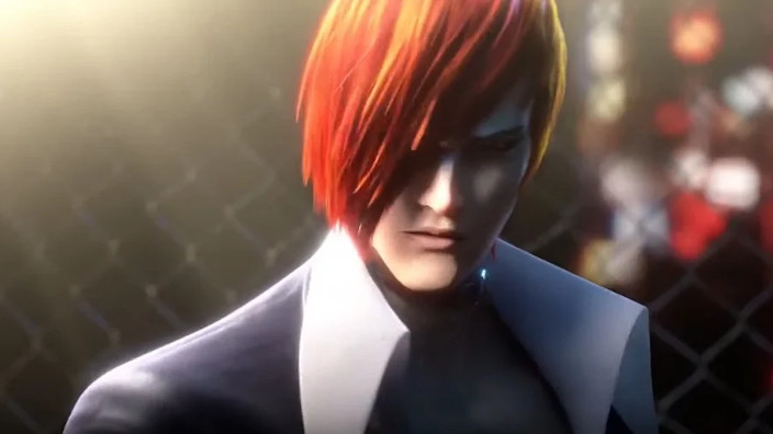 The King of Fighters: trailer per il film in CG che uscirà in tutto il mondo nel 2022