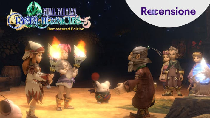 <strong>Final Fantasy Crystal Chronicles Remastered Edition</strong> - Recensione