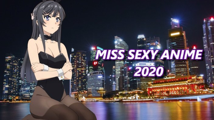 Miss Sexy Anime 2020 Blog