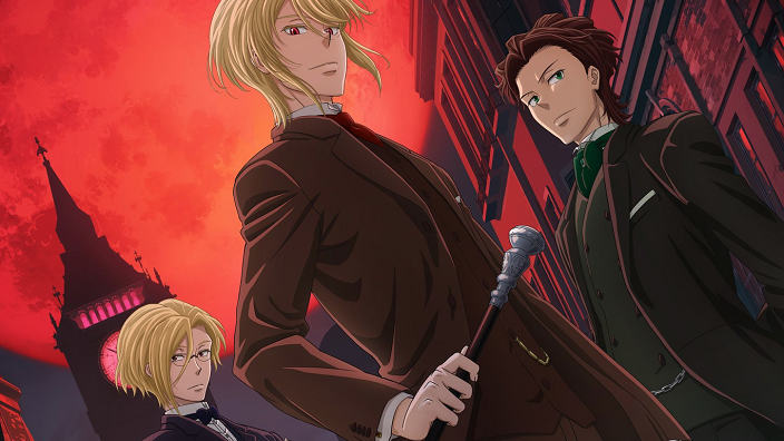 Moriarty the Patriot: primo trailer per l'anime in arrivo ad ottobre