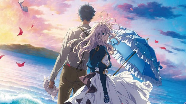 Violet Evergarden The Movie sbanca al box office giapponese