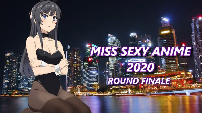 Miss Sexy Anime 2020 - Round Finale A-3