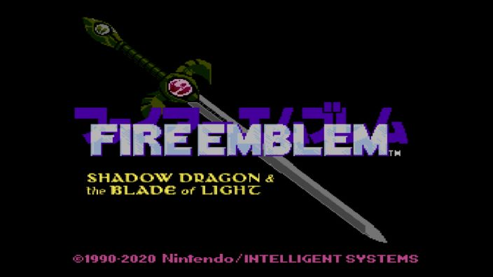 Annunciato Fire Emblem: Shadow Dragon & the Blade of Light per Switch