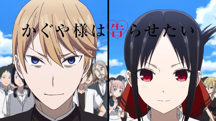 Kaguya-sama: Love is War, annunciata terza stagione e OVA