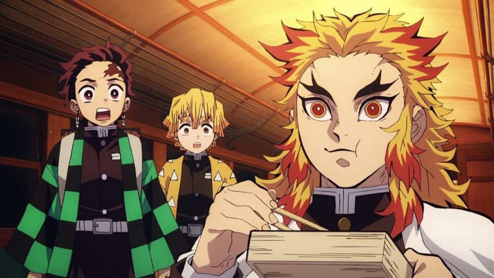 Demon Slayer continua a battere record in Giappone