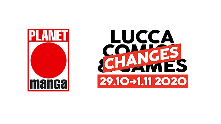 Lucca Changes 2020: Gli annunci Planet Manga