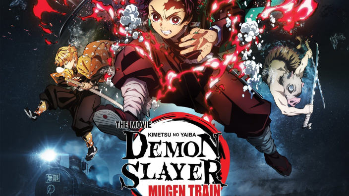 Demon Slayer: il film ancora primo al box office giapponese, superato Avatar!