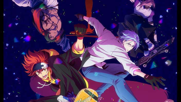 SK8 the Infinity: trailer per l'anime sullo skate