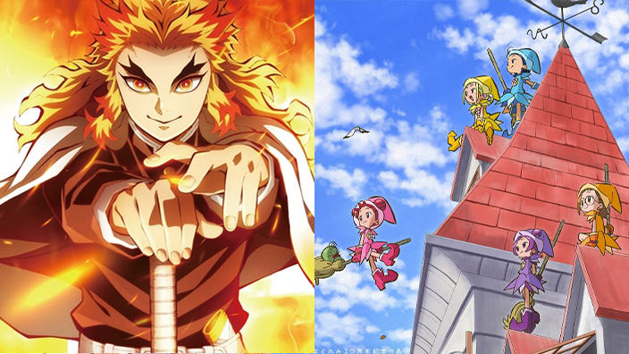 Demon Slayer e DoReMi ai vertici del box office giapponese