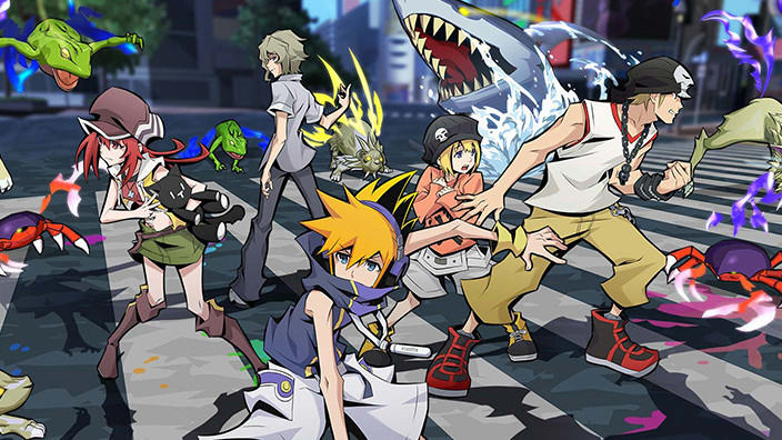 The World Ends with You, Kono Sekai no Tanoshimikata e Tototsu ni Egypt Kami: trailer