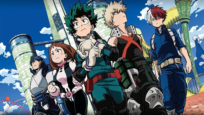 My Hero Academia si conferma il Re di Tumblr