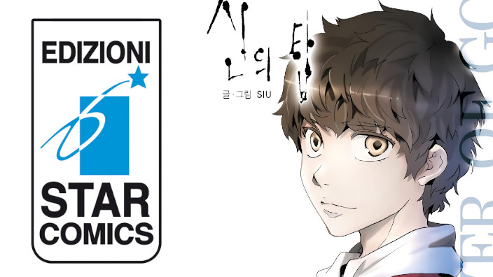 Star Comics annuncia Tower of God