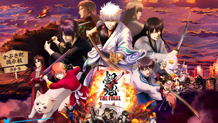 Box Office: Gintama supera il miliardo di yen, Demon Slayer resta primo