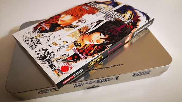 The Best of Planet Manga – Steelbox Collection: Unboxing