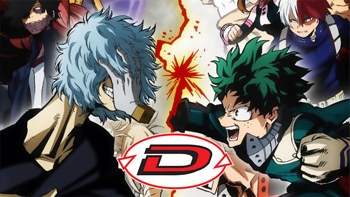 My Hero Academia 3: Focus On sull'edizione Home Video Dynit
