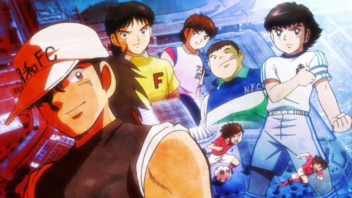 Capitan Tsubasa:  Anime Factory ad aprile ci porta gli episodi inediti in home video