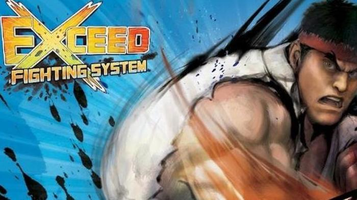 JPop Games e Studio Supernova presenta Exceed Street Fighter